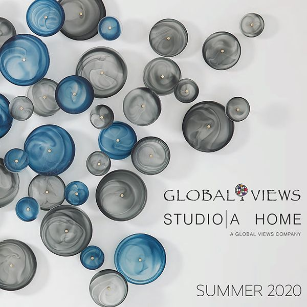 GLOBAL VIEWS AND STUDIO A HOME SUMMER 2020 CATALOG